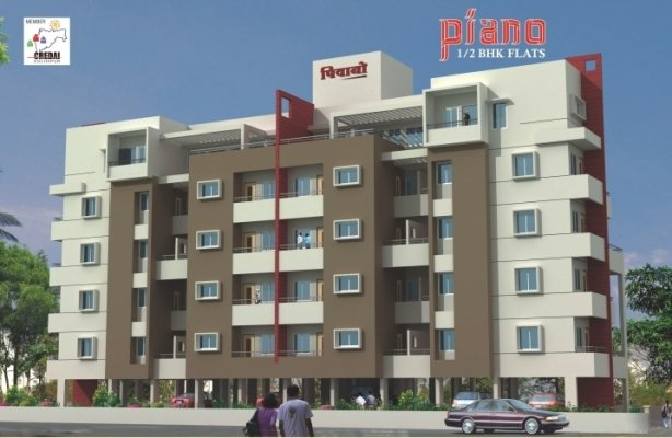 Piano Apartment, Kolhapur