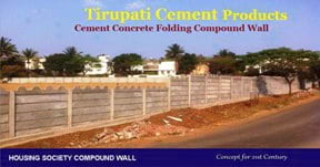 Tirupati Cement Article  ,Sangli