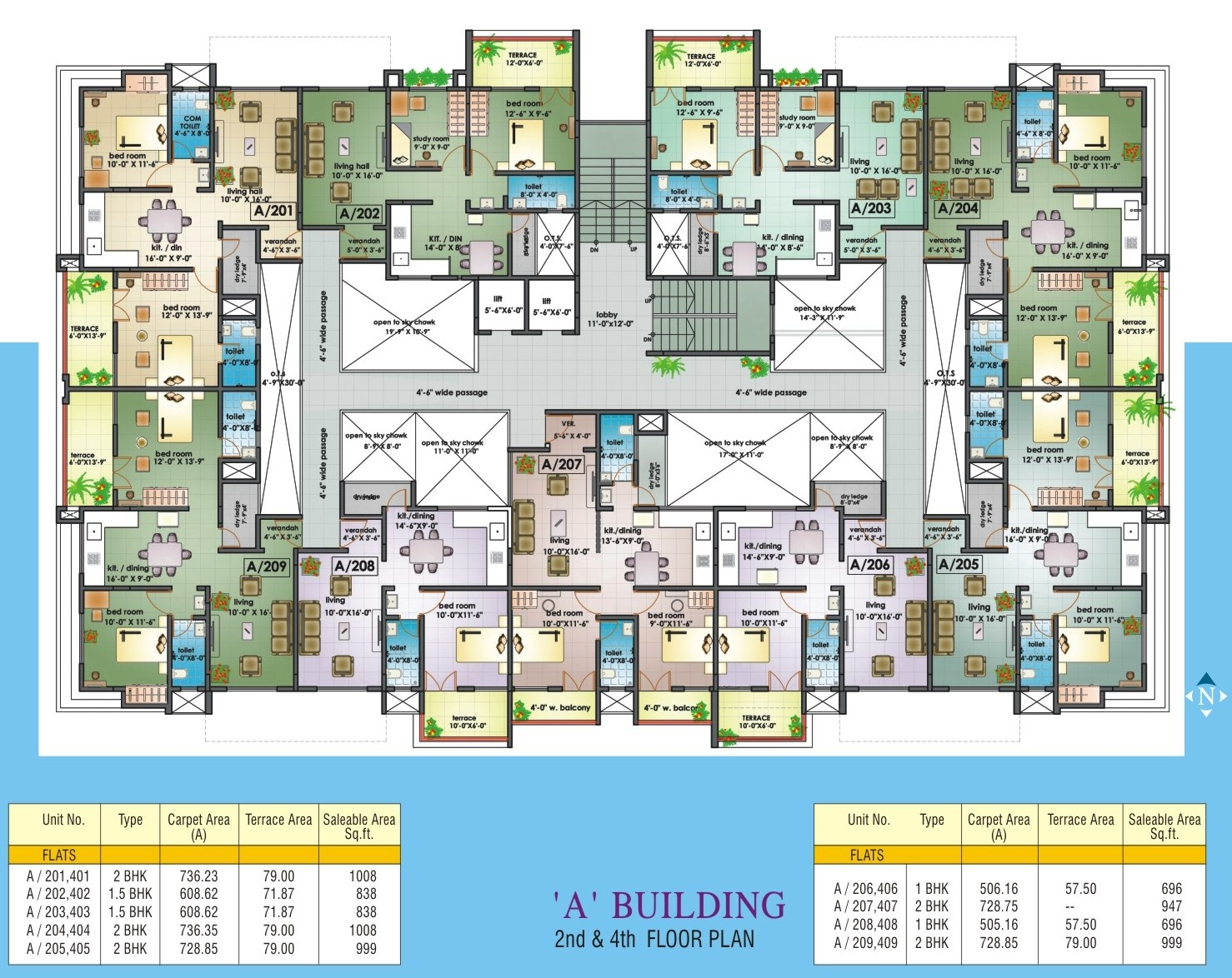 Raysons Royal Arch Floor Plans Project 3d Views In Kolhapur