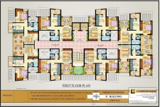 First Floor Plan E Bldg.