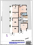 Ground & Upper Ground Floor Plan