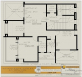 Typical 2nd & 4th Floor Plan