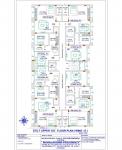 Mahalaxmi Presidency - Stilt Upper 1st Floor Plan  (Wing D)