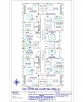 Mahalaxmi Presidency - Stilt Upper 2nd Floor Plan  (Wing D)