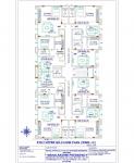 Mahalaxmi Presidency - Stilt Upper Ground Floor Plan  (Wing D)