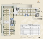 A & B Wing Commercial - Ground Floor Plan