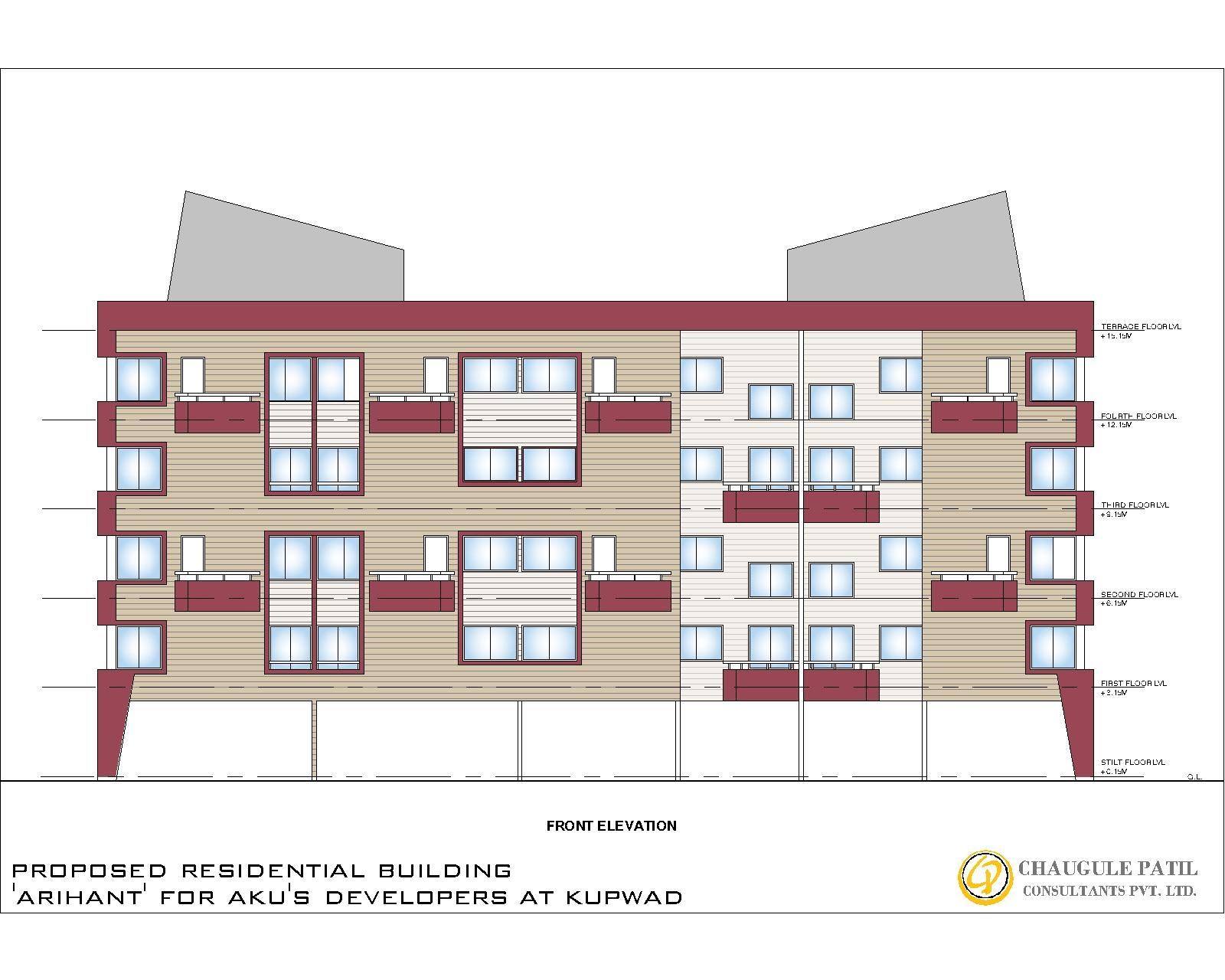 arihant nano homes i u0026 ii floor plans project 3d views in sangli