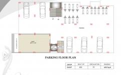Parking Floor Plan