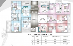 Stilt Ground Floor Plan