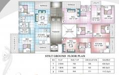 Stilt Ground Floor Plan