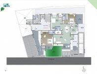 A Wing 3 BHK - Upper Ground Floor