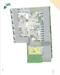 B Wing 2 & 3 BHK - Ground Floor Plan