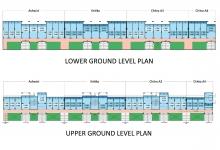 Commercial - Lower, Upper Ground Floor Plan