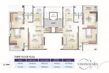 Three Floor Plan