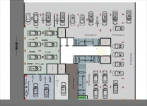 Parking Floor Plan