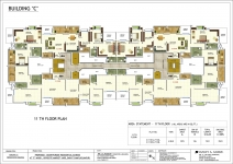 C Building - 11th Floor Plan