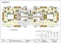 C Building - 9th Floor Plan