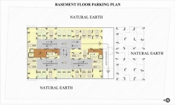 Basement Floor Parking Plan