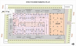 Stilt Floor Parking Plan
