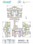 11th Floor Plan