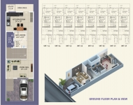 First Floor Plan & View
