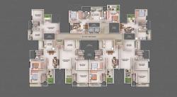 1st, 3rd Floor Plan