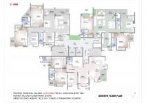 Seventh Floor Plan