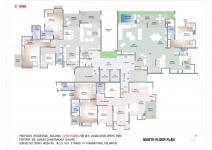 Ninth Floor Plan