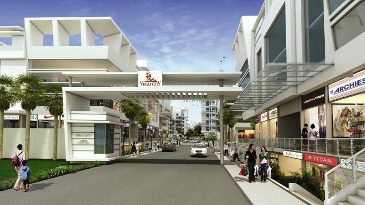 Viraj City - E Building