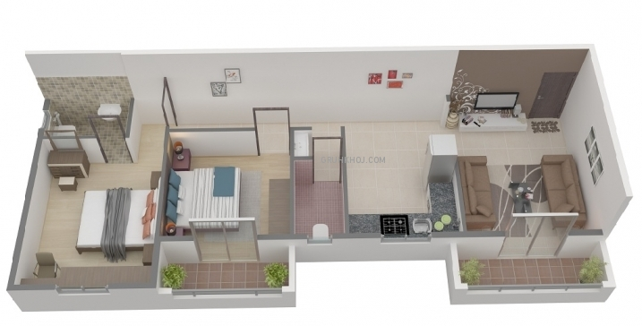 VISHWANATH :- Completed / Ready to move in Project