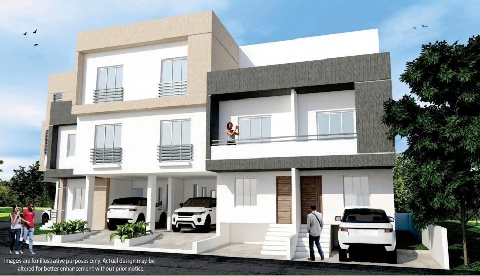 Pancham Residency - 3 BHK Row House