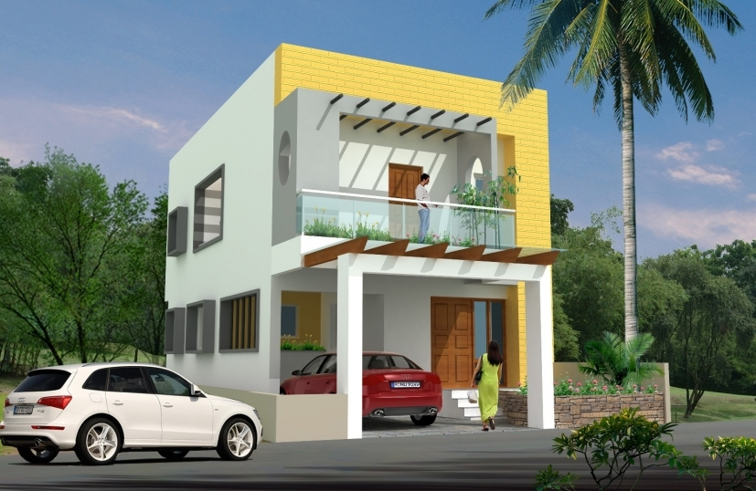 3 BHK Row Bungalow