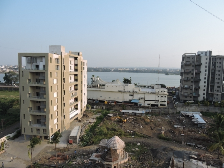 Rankala View From C wing