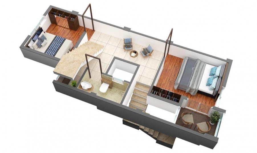 Desai's Row Bungalow - 3 BHK