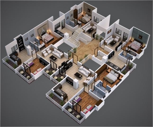 Gajanan Residency