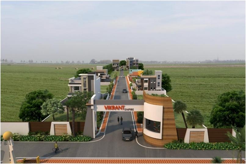 Vikrant Empire - Vikrant Shrusti
