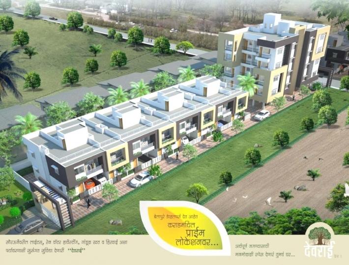 Row Bungalow in Karad, 2BHK Apartments in Karad Vakan Road, Near Pune