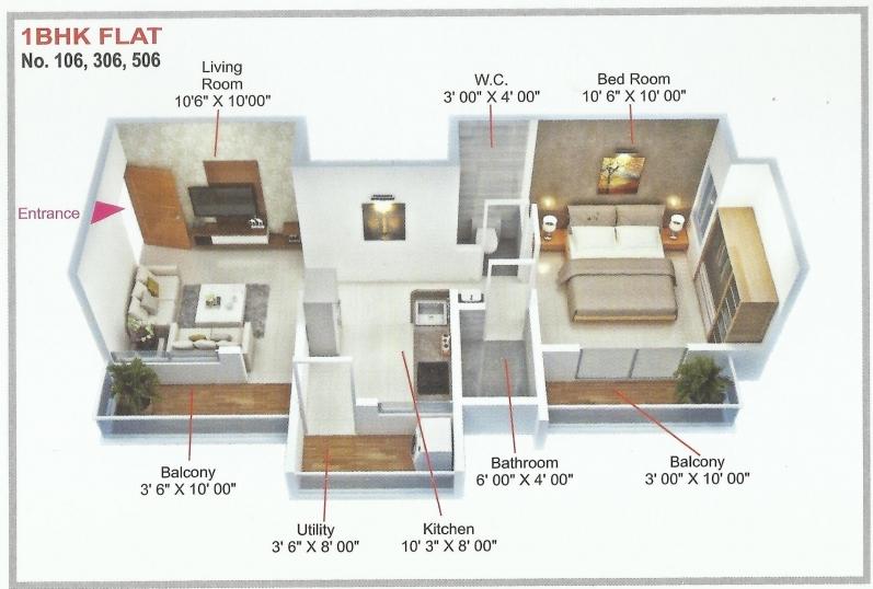 Indra - Prabha Residency