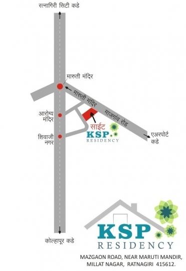 KSP Residency A wing