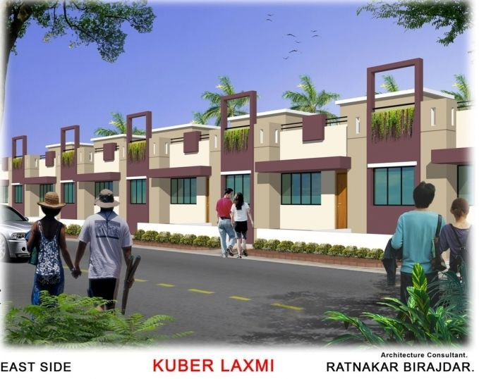 Kuber Laxmi Row Bungalows