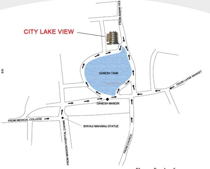 City Lake View