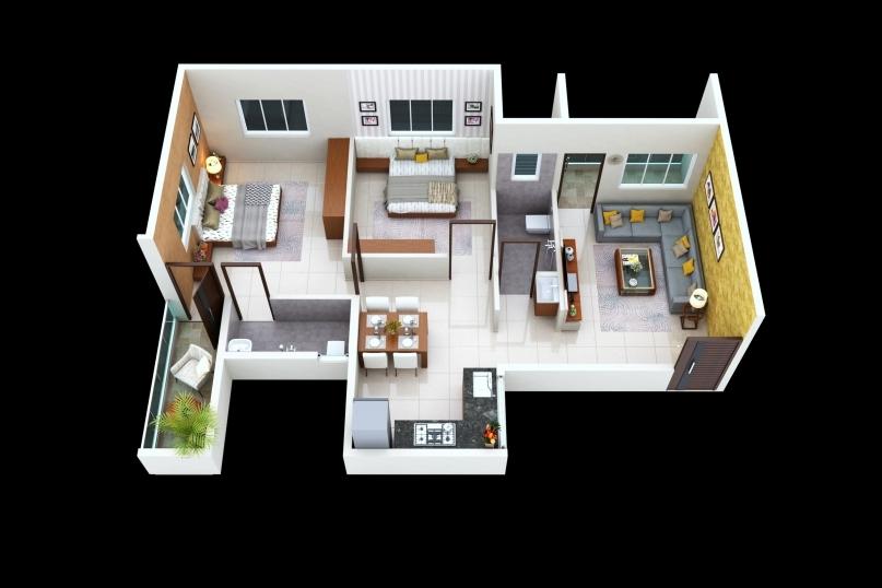 Krishnasparsh Residency