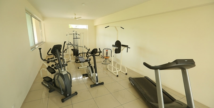 Gym Fitness Area