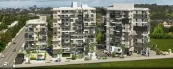 2,4 BHK in Tarabai Park, Near Income Tax Office