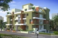 1,2 BHK in Near Sambhaji Nagar Bus Stand