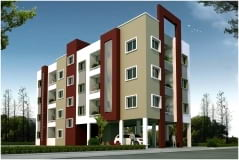 1,2 BHK in Timber Area
