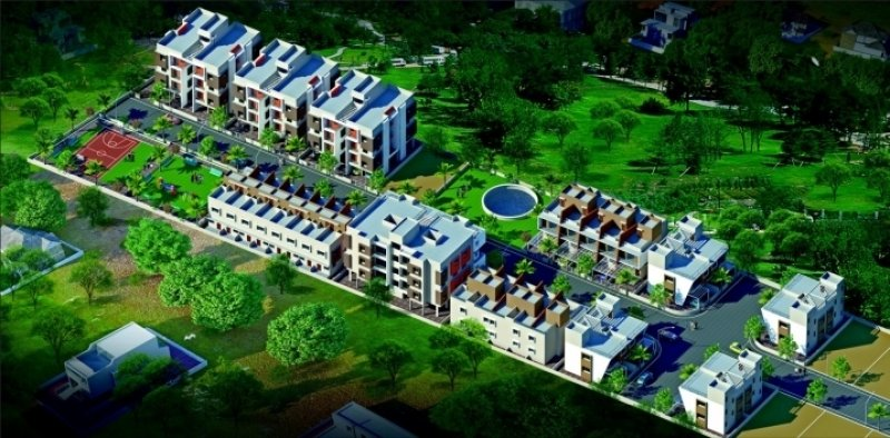 Vardhan City, Karad