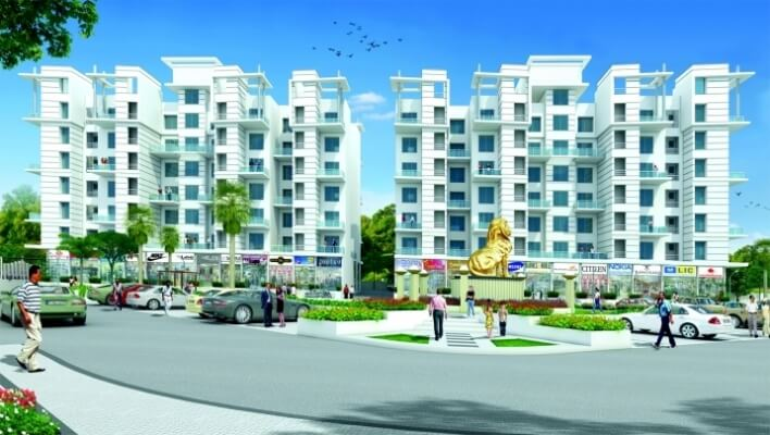 Viraj City - E Building, Kolhapur