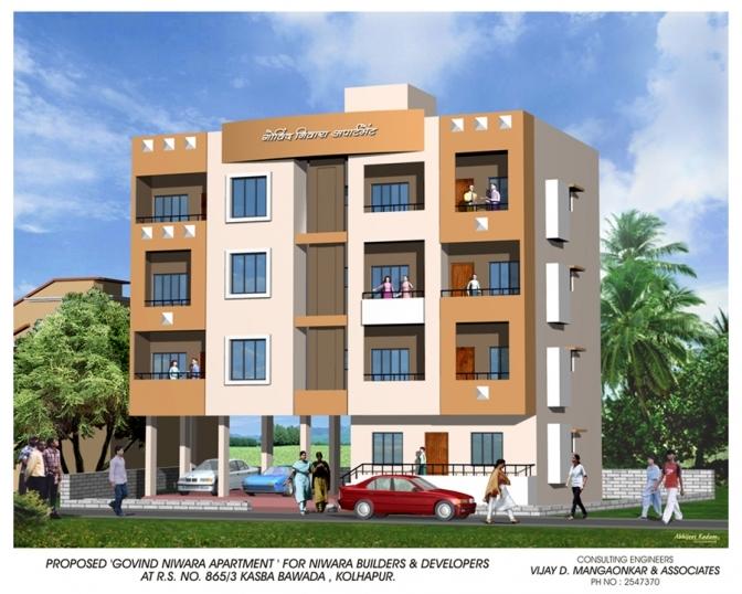 Govind Niwara Apartment