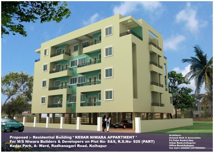Kedar Niwara Apartment